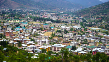 bhutan optical fibre project